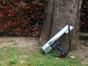 Stabilità degli alberi VTA Resistograph F400S Milano