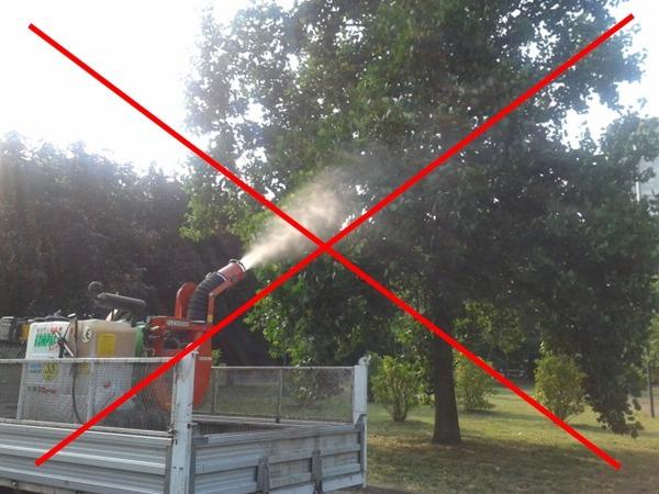 7.244 parco Aldo Aniasi 1 - Novita nell'utilizzo dei prodotti fitosanitari in ambito urbano