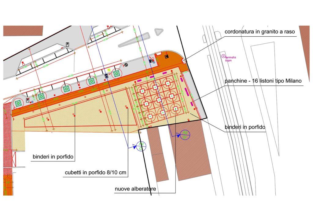 Progettazione Archietti Milano1 1024x724 - Progettazione del verde