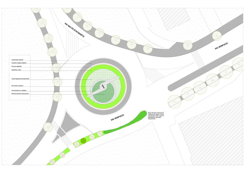Progettazione Cesano Boscone 1024x724 - Progettazione del verde