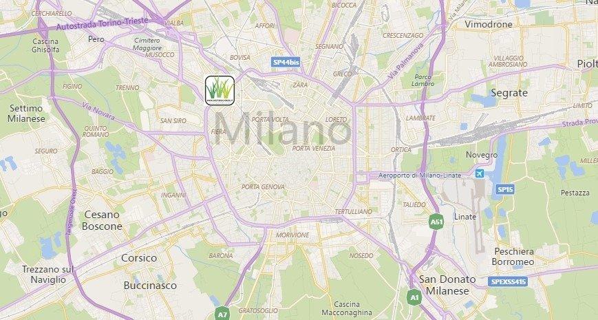 Gestire il Verde Milano