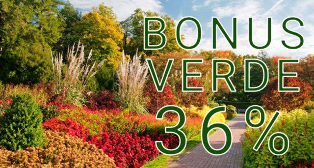 bonus verde detrazione interventi 640x342 - Bonus verde detrazioni fiscali per la sistemazione dei giardini privati