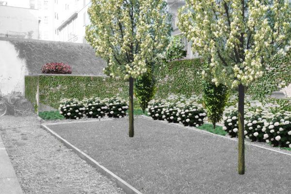 Progettazione giardini - Gestire il verde