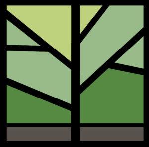 logo nero nero striscia copia 300x297 - Progettazione del verde