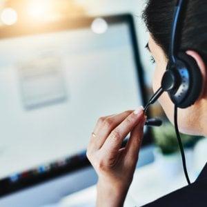 Gestire il verde call center - contatti