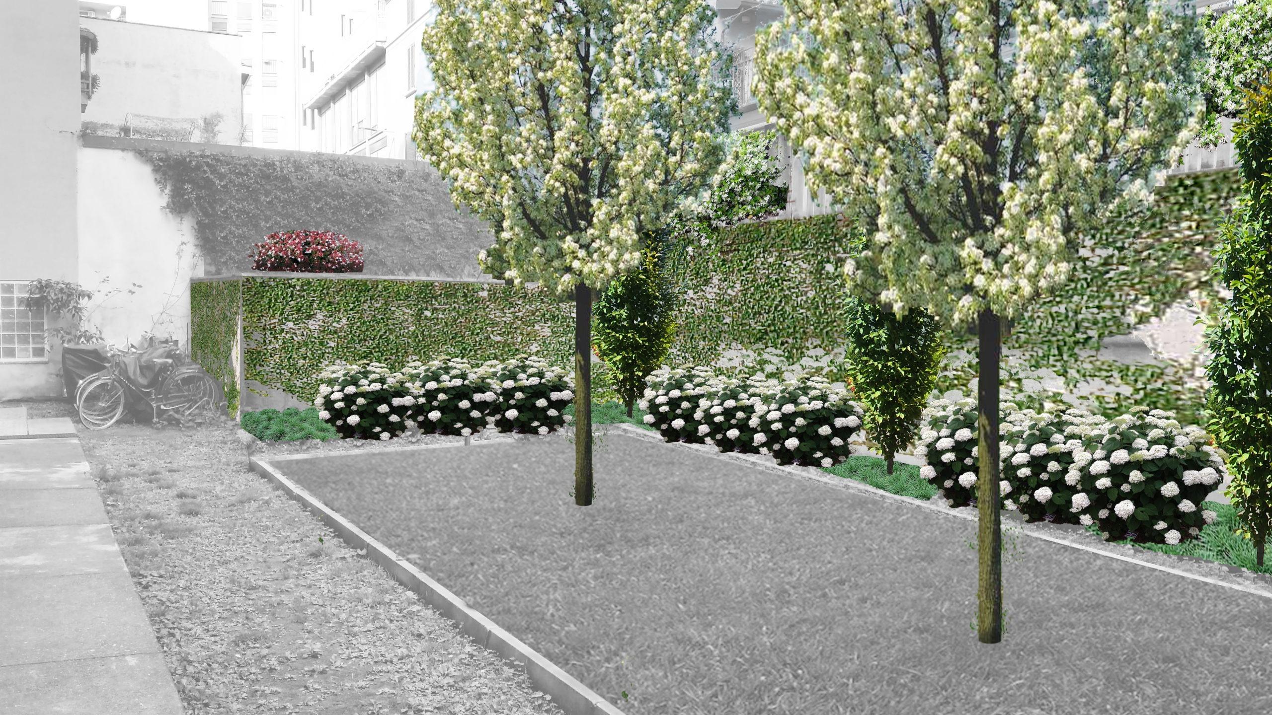 Progettazione del verde Gestire il verde