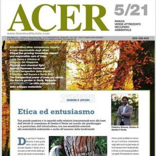 ACER & GESTIRE IL VERDE al lavoro per una gestione del verde etica e sostenibile