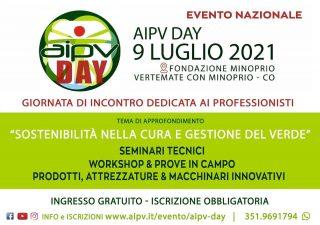 Iscriviti all'AIPV DAY il prossimo 9 luglio! Primo evento del settore nel 2021 www.aipv.it/evento/aipv-day GESTIREILVERDE è sponsor dell'evento!